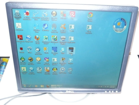 "Dell UltraSharp 1905FP 19"" DVI LCD Monitor w/USB 2.0 Hub (USED)"