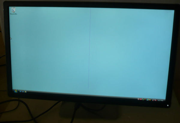 Dell P2714H IPS 27-Inch LED Monitor (Vertical Line)