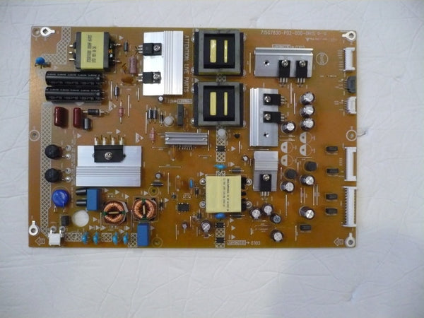 DELL P4317Q MONITOR POWER SUPPLY BOARD FQ482GQD1 / 715G7829-P02-000-0H1S