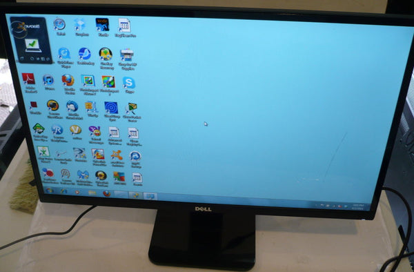 "Dell S2340M Black 23""  Widescreen LED Monitor (small scratch)"