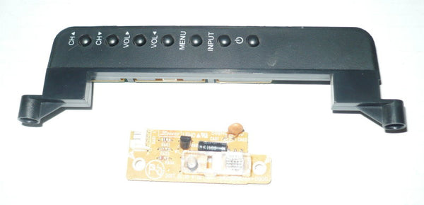DYNEX DX42HD09  TV BUTTON AND IR BOARD   6KV020051-