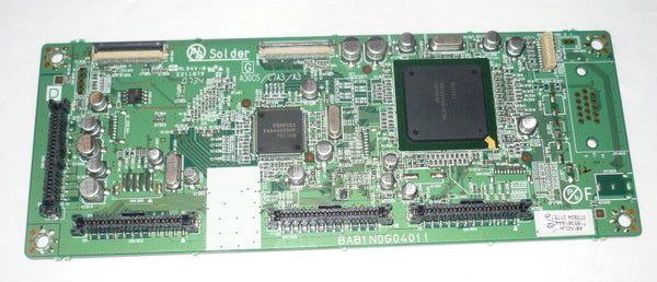 ELEMENT  LC195EM82 TV MAINBOARD A81N8UH / BA81N0G04011