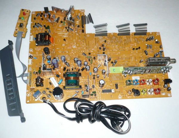 ELEMENT  LC195EM82 TV POWER SUPPLY BOARD A81N0MPS / BA81N0F01021-1
