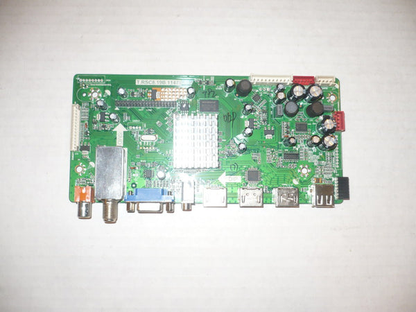 ELEMENT ELCFW327 TV MAINBOARD 1B2A0129 / T.RSC8.19B 11471