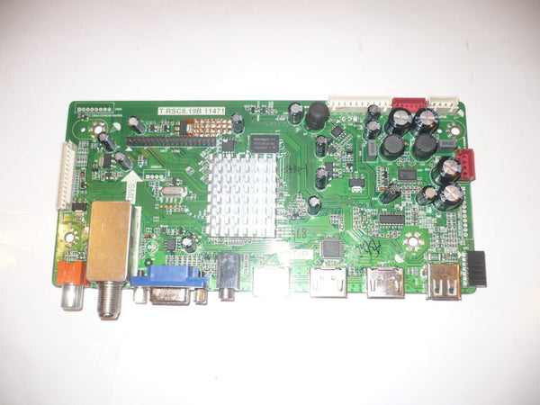 ELEMENT ELCFW327 TV MAINBOARD 1B2C0814 / T.RSC8.19B 11471