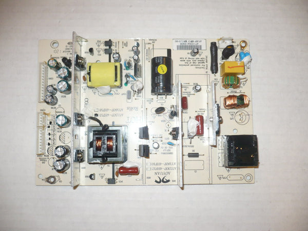 ELEMENT ELCFW327 TV POWER SUPPLY BOARD AY130P-4HF13 / ZD-95(G)F