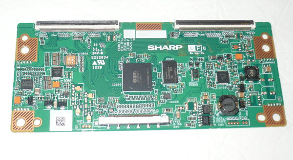 ELEMENT ELDFT406 TV CONTROL BOARD RUNTK4224TPZQ / CPWBX4224TPZQ