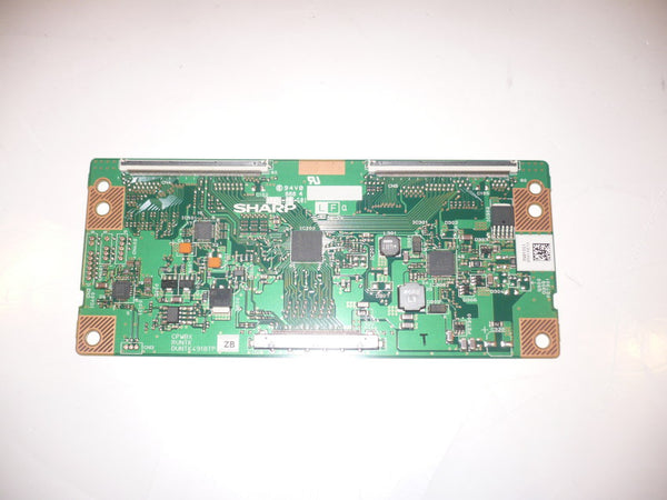 ELEMENT ELDFW322 TV CONTROL BOARD DUNTK4918TPZB / CPWBX4918TPZB