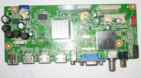 ELEMENT ELDFW406 LCD TV MAINBOARD 2AH1737A / CV318H-T