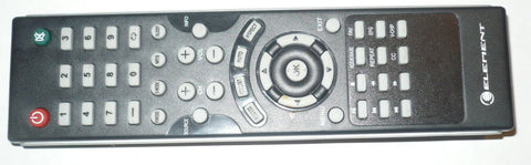 ELEMENT JX8036A ORIGINAL TV REMOTE CONTROL