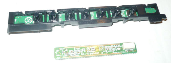 EMERSON LC320EM2  TV BUTTON AND IR BOARD   BA17F8G0401 2 2, BA17F8G0401 2 3