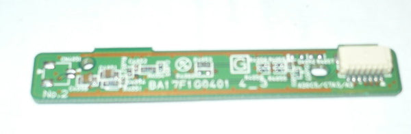 EMERSON LC320EM2  TV BUTTON AND IR BOARD    BA17F1G0401 4 3