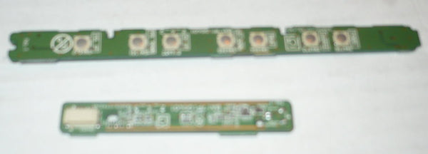 EMERSON LC320EM2  TV BUTTON AND IR BOARD   BA17F1G0401 Z 4 2,BAF1G0401 Z 4 3