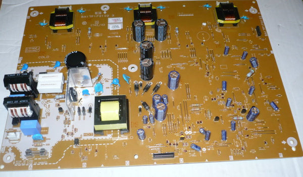 EMERSON LC320EM2  TV POWER SUPPLY BOARD   A17FTMPW / BA17F1F0102 3