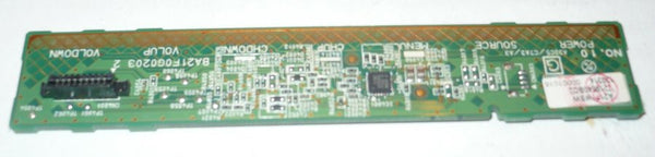 EMERSON LC391EM3  TV BUTTON AND IR BOARD   A217MSW / BA21F0G0203 2