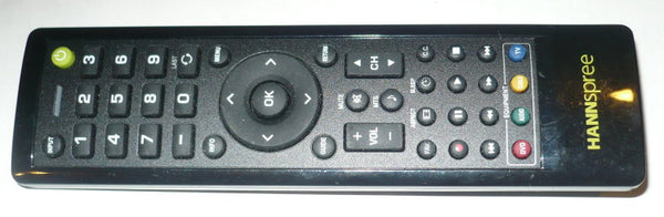 HANNSPREE 04AD-0014000 ORIGINAL TV REMOTE CONTROL