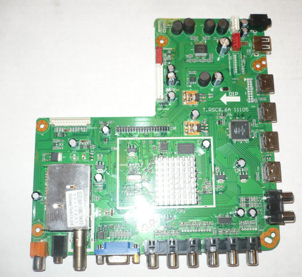 HONEYWELL LE42V312 TV MAINBOARD 1A2D0940 / T.RSC8.6A 11105