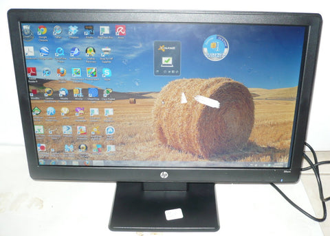 HP 20wm LED Backlit LCD Monitor (USED)