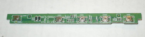 HP_2310M MONITOR BUTTON BOARD 792391500000R / 492061500000R