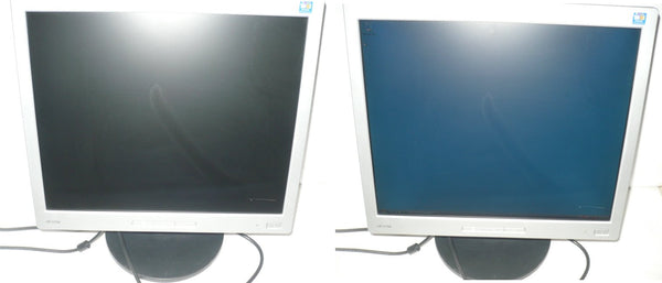 "HP L1706 Silver-Black 17"" LCD Monitor"