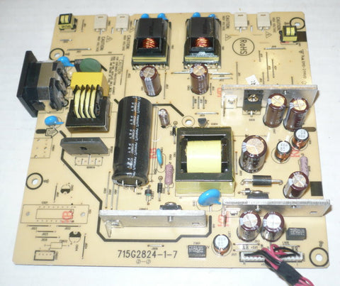 HP_W2338H MONITOR POWER SUPPLY BOARD 8EA42SQWP / 715G2824-1-7