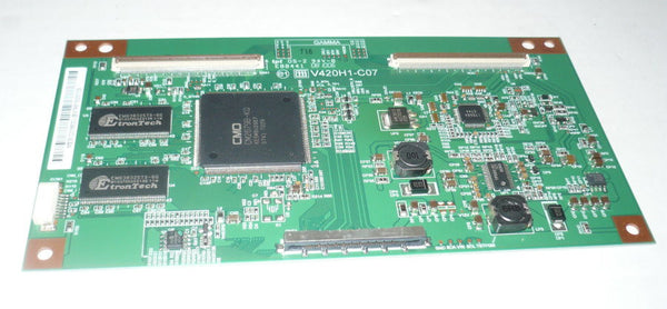 INSIGNIA NS42HD09  TV CONTROLLER BOARD  V420H1-C07