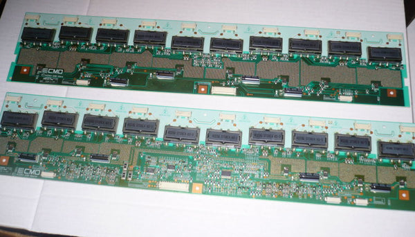 INSIGNIA NS42HD  TV INVERTER BOARD   27-D011766 \ I420H1-20B-MASTER, I420H1-20B-SLAVE