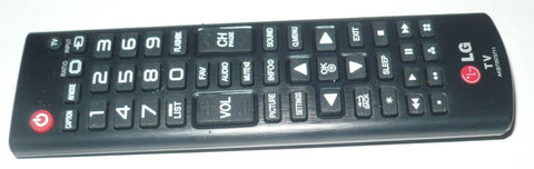 LG AKB73975711 ORIGINAL TV REMOTE CONTROL
