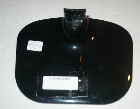 LG 24M45VQ COMPUTER MONITOR STAND (base)
