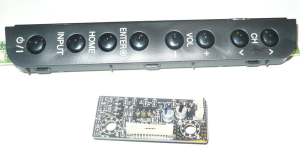 LG 32LK330  TV BUTTON AND IR BOARD   N/A