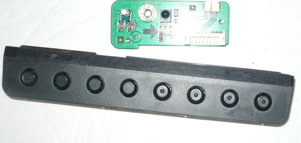 LG 37LG10 TV BUTTON AND IR BOARD 5E0GK03001