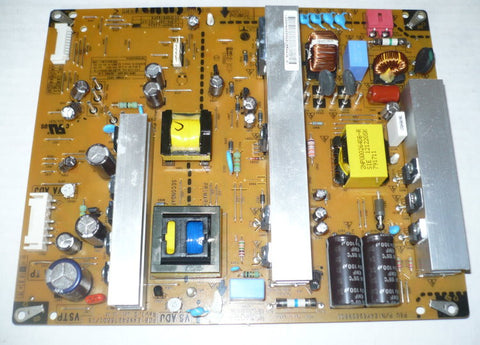 LG 42PA450C PLASMA TV POWER SUPPLY BOARD EAY62609601 / EAX64276601/11