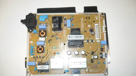 LG 43LW340C TV POWER SUPPLY BOARD EAY64229501 / EAX66793101(1.6)