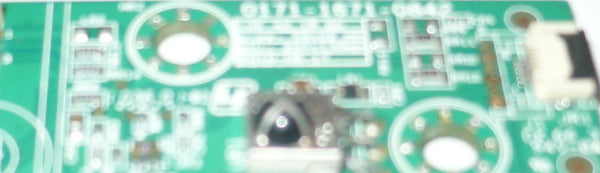 LG 47LG50UA  TV BUTTON AND IR BOARD   017-1671-0842