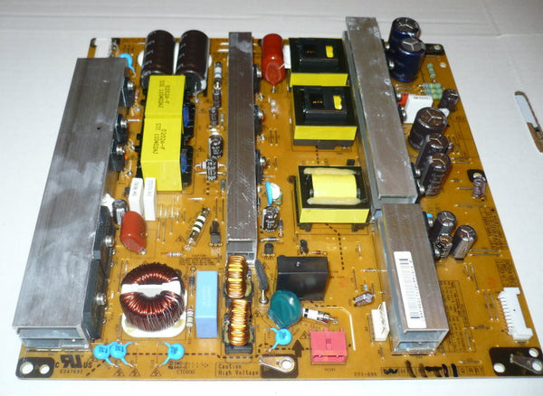 LG 50PV450 PLASMA TV POWER SUPPLY BOARD   EAY62171101 / EAX63329901/10