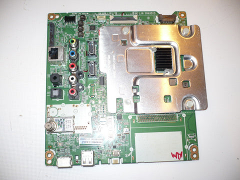 LG 55UH6030-UC TV MAINBOARD EBT64290722 / EAX66882503(1.0),