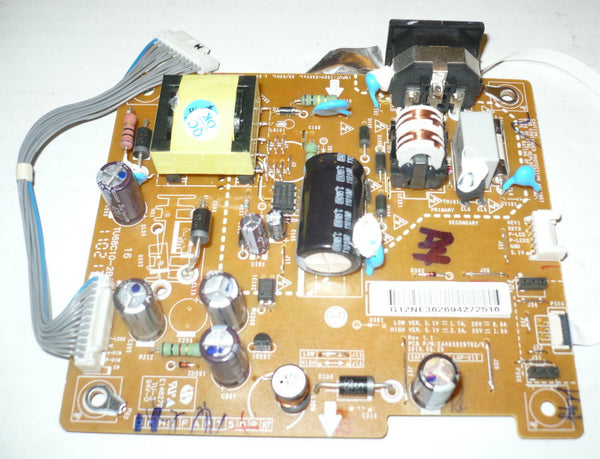 LG EW224TPN  MONITOR POWER SUPPLY BOARD   EAY36269427 / EAX63028702/0
