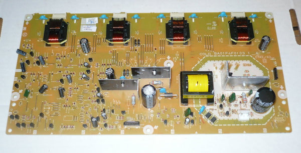 MAGNAVOX 32MD350BF7  TV INVERTER BOARD   BA01F4F01031