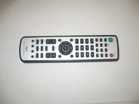 NEC RU-M121 ORIGINAL TV REMOTE CONTROL