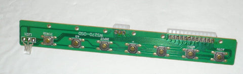ONIX-QX271LED MONITOR BUTTON BOARD WS270-0SD