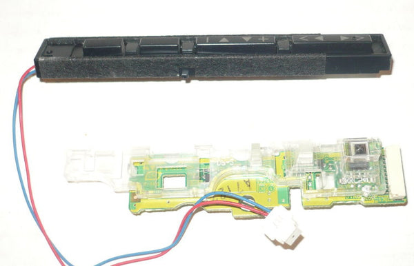 PANASONIC TC-P55VT30 PLASMA TV BUTTON AND IR BOARD 10729A-1,TNPA5398