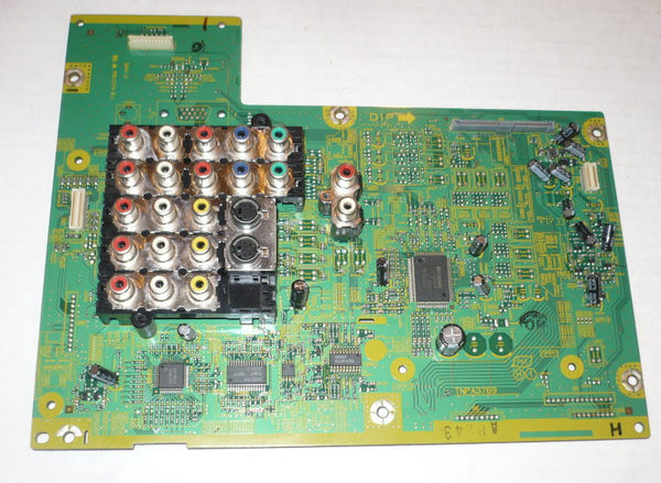 PANASONIC TH-50PX60U PLASMA TV H BOARD TNPA3769