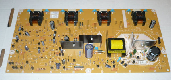 PHILIPS 32PFL350DF7  TV INVERTER BOARD   A01FBMIV / BA01F2F0103 A
