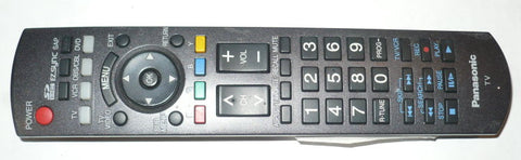 PANASONIC N2QAYB000100 ORIGINAL TV REMOTE CONTROL