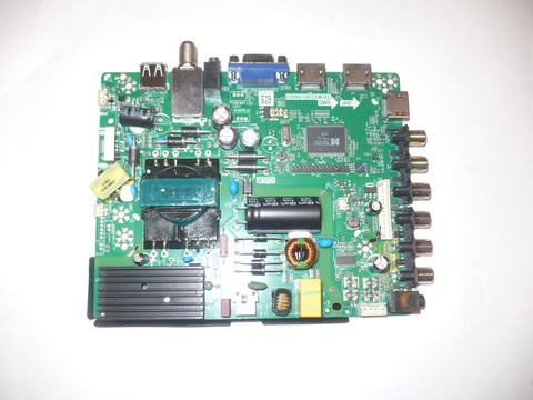 PROSCAN PLDED4016A TV MAINBOARD N14040980 / TP.MS3393.PB851