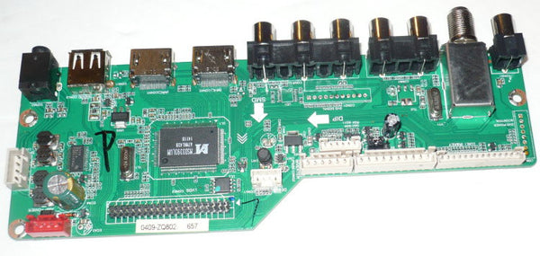 RCA LED32G30RQD TV MAINBOARD MK-RE01-140109-ZQ502 / LD.M3393.B
