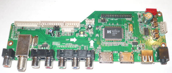 RCA LED42C45RQ  TV MAINBOARD 42RE01M3393LNA5-B1 / LD.M3393.B