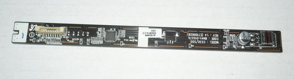 SAMSUNG LN40C500F3F  TV BUTTON AND IR BOARD   BN41-01557A