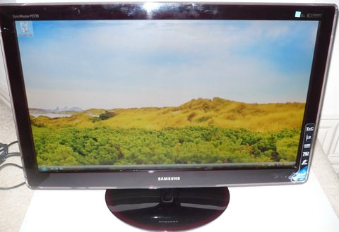 Samsung SyncMaster P2770FH Monitor