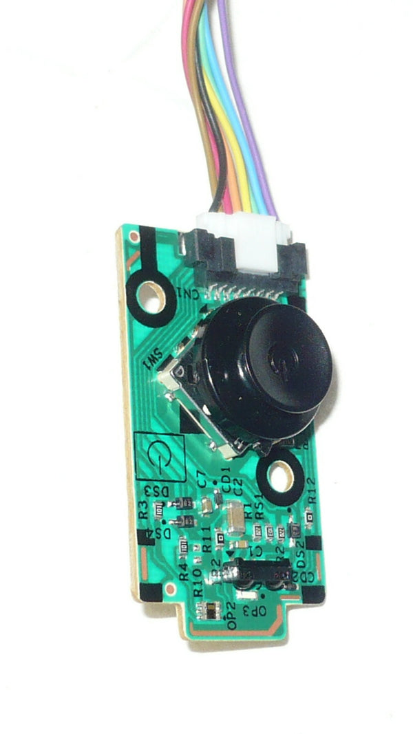 SAMSUNG UN40FH5303F TV BUTTON AND IR BOARD BN96-22413V / UE5000